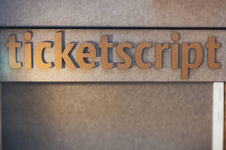 ticketscript HQ, Amsterdam  #office #design #eventprofs