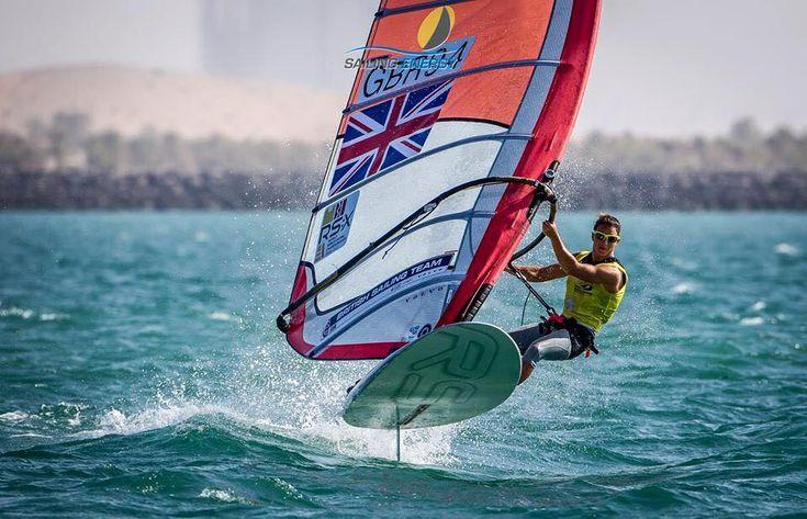 Bryony Shaw Team GB Windsurfing Olympics 2016 Rio Brazil Sailing  (960×618)