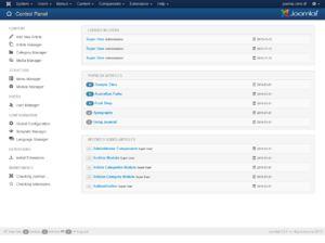 Portal:Administrators - Joomla! Documentation