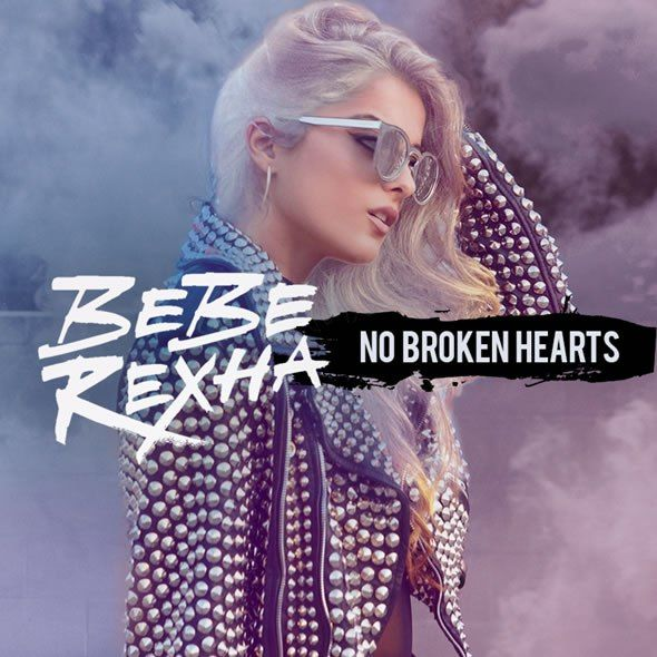 DOWNLOAD MP3: Bebe Rexha Ft. Nicki Minaj  No Broken Hearts