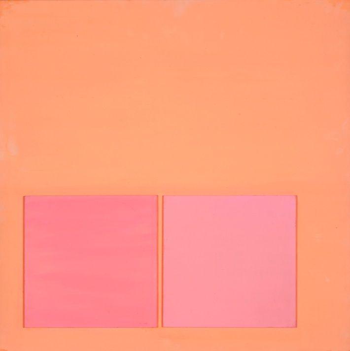 """Henryk Stażewski """"Relief no. 17"""", 1972, GK Collection"""