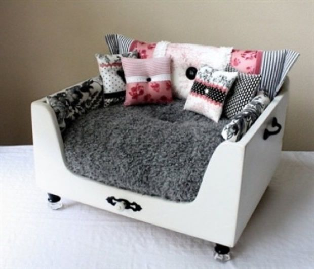 22 best camas para perros images on pinterest dog beds for Cama para perros