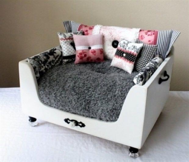 M s de 1000 ideas sobre camas para perros en pinterest for Ideas camas