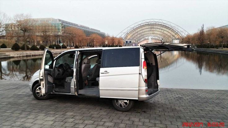 Mercedes-Benz Viano 2.2 CDI kompakt Automatik Ambiente DPF