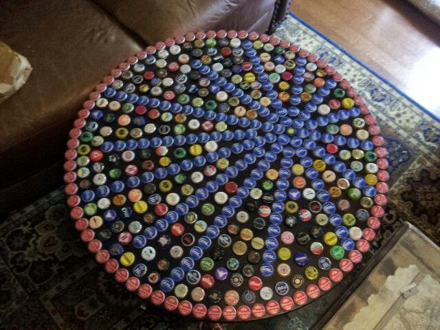 887 best images about bottle cap crafts on pinterest pop for Beer bottle cap projects