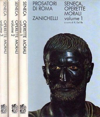 "Operette morali, Seneca - ""De brevitate vitae"" (49 d.C ca)."