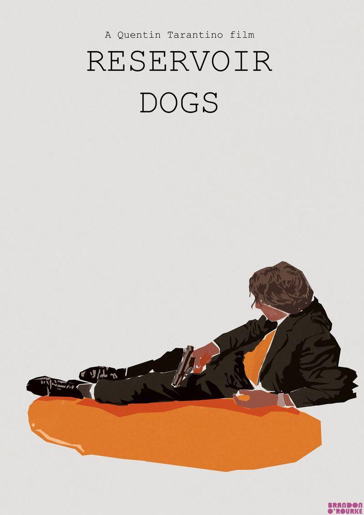Reservoir Dogs by BrandonORourke.deviantart.com | fan art