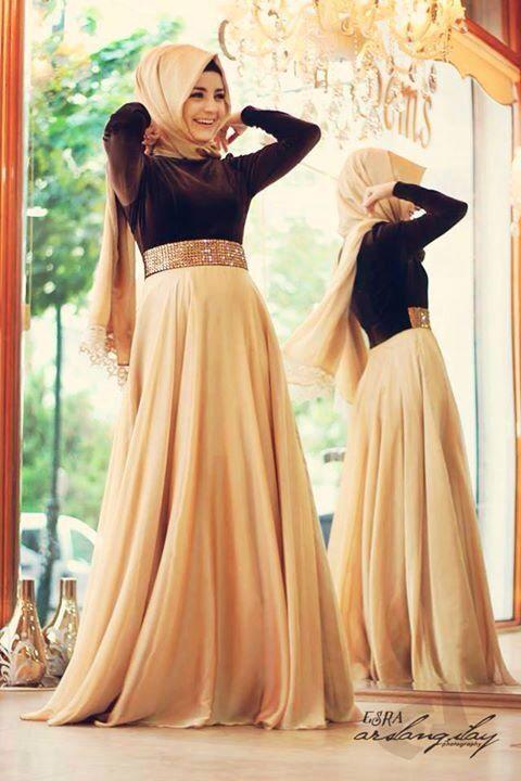 hijab and long wedding maxi - Google Search