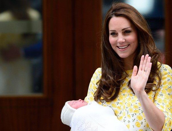 Dochter prins William en Kate heet Charlotte Elizabeth Diana - Het Nieuwsblad: http://www.nieuwsblad.be/cnt/dmf20150504_01662460