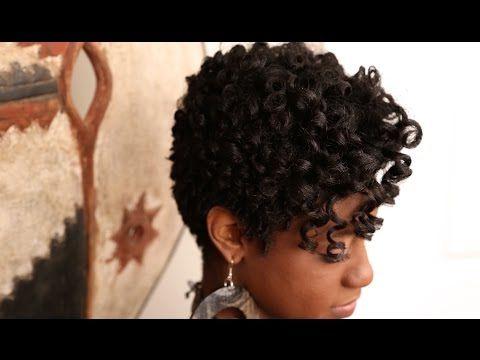 Transitioning Short Hair To Natural