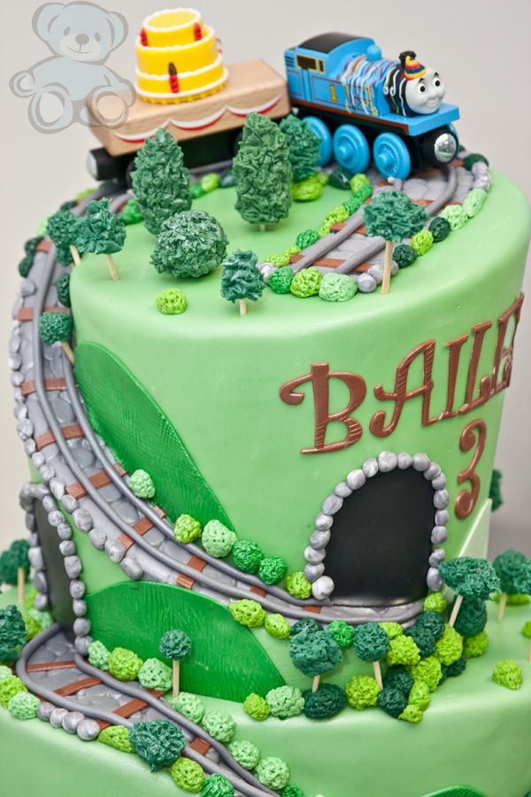 Thomas The Train Birthday Cake Dream Day Cakes Gainesville