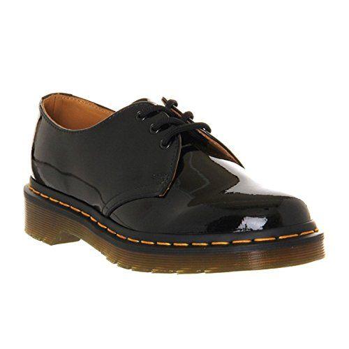 (ドクターマーチン) Dr. Martens レディース シューズ・靴 カジュアルシューズ Dr. Martens 3 Eyelet Shoe 並行輸入品  新品【取り寄せ商品のため、お届けまでに2週間前後かかります。】 カラー:Black 素材:-