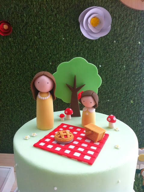 Peaceofcake ♥ Sweet Design: Mercadito da Carlota