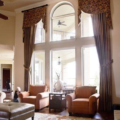 Tall Windows Tall Window Treatments And Window Treatments