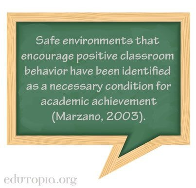 research papers on emotionally safe classrooms A contract of norms and behaviors can help define the classroom community as a socially and emotionally safe place students should participate in shaping the contract, identifying a list of agreements about how class members will treat one another, talk together and so on.