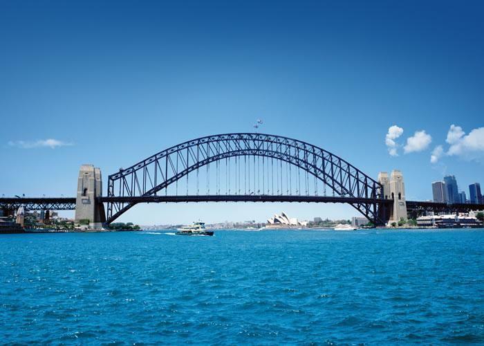Sydney Harbour Bridge: Natural or Human >