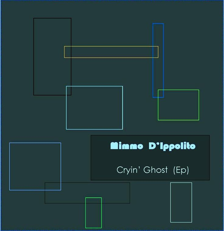 "Mimmo D'Ippolito "" Cryin' Ghost"" (Ep)"