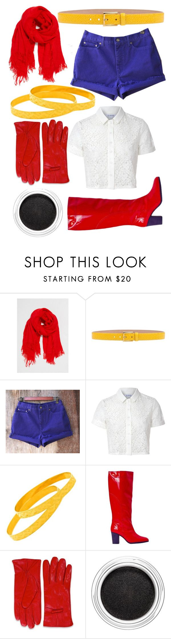 """""""Papyrus (Undertale)"""" by thefnaftheorists ❤ liked on Polyvore featuring maurices, Michael Kors, Glamorous and Clarins"""