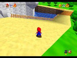 Play Nintendo 64 Super Mario 64 (USA) Online in your browser - RetroGames.cc