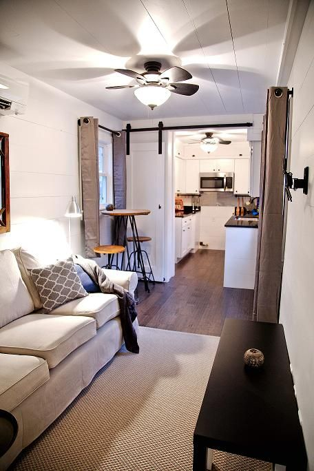 Tiny Container House: 320 Sq. Ft. with Rooftop Deck