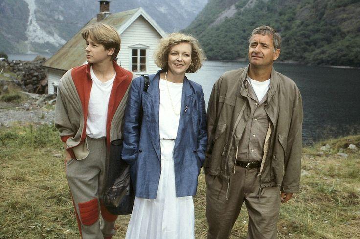 Patrik Pacard - Sechste ZDF-Weihnachtsserie 1984, Hendrik Martz, Gila von Weitershausen, Peter Bongartz