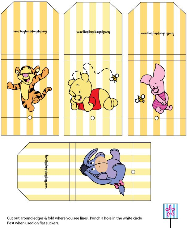 Winnie The Pooh Templates For Baby Shower: 17 Best Images About Winnie The Pooh Baby Shower On