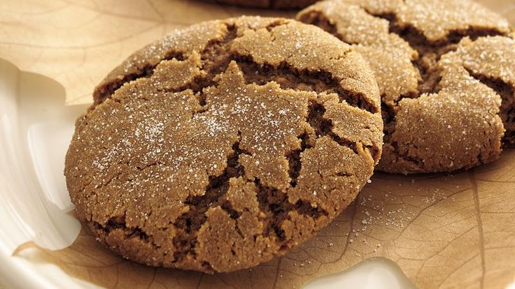 Rekindle childhood memories of soft, chewy molasses, cookies when you turn to this holiday favorite!