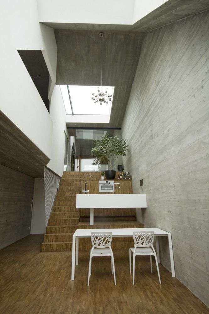 CJ5 House / Caramel Architekten