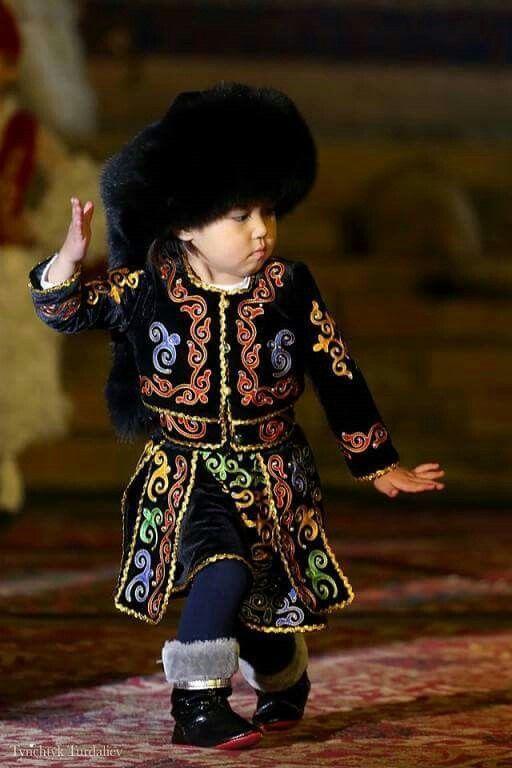 A child Kırgız