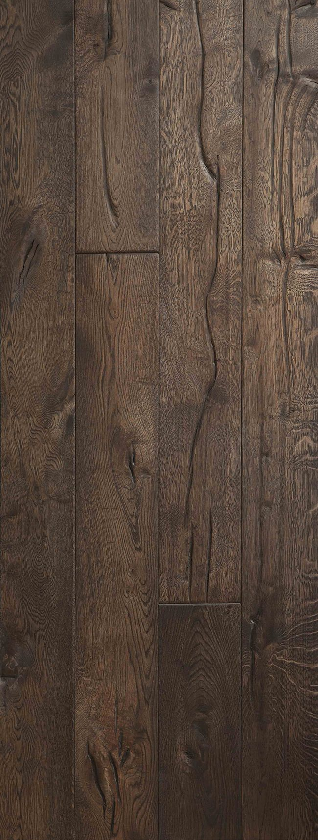AFRICAN BROWN SAUVAGE Engineered Rustic Oak
