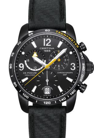 Reloj Certina DS Podium Chronograph GMT