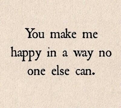 always, couples, follow me, following, forever, happy, quotes, relationships, soul mates, true love, you make me happy, no one else can
