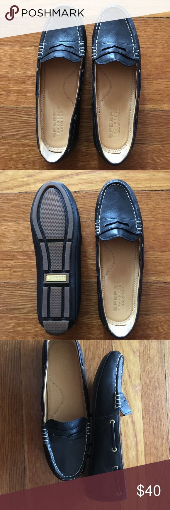 Brand new never worn sperry loafers Sperry gold cup loafers never worn Sperry Top-Sider Shoes