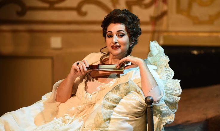 Eva Mei (La Contessa di Almaviva) - foto di Roberto Ricci
