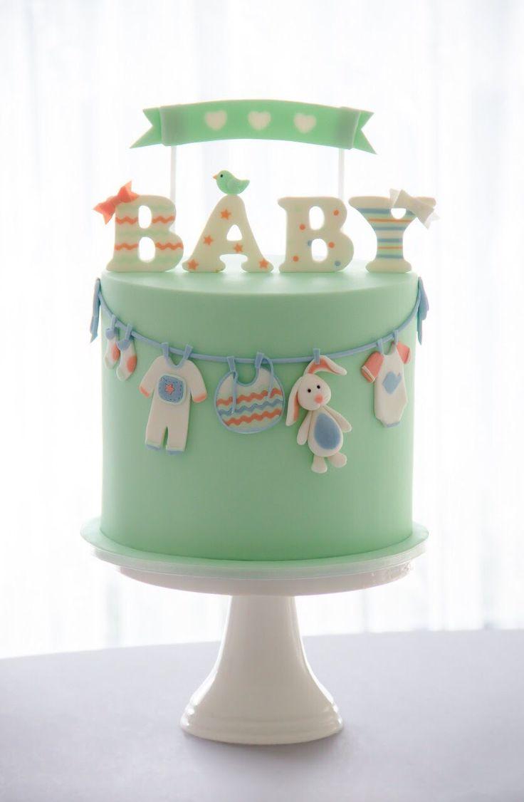 Endulza el bautizo de tu hijo con esta idea. #bautizo #tartas