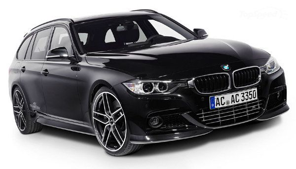 BMW 3-Series Touring with M-Sport Package by AC Schnitzer