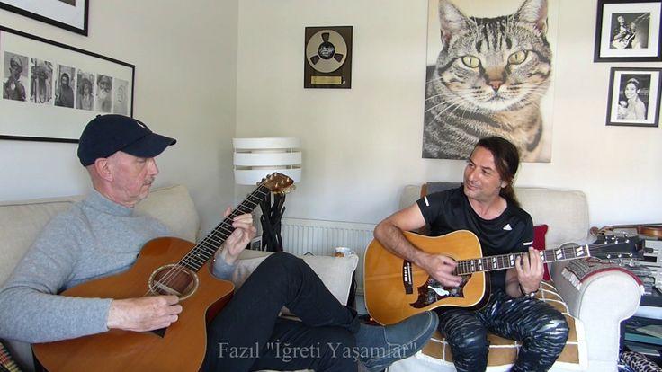Ian Bairnson - Acoustic Jam -  feat. FAZIL
