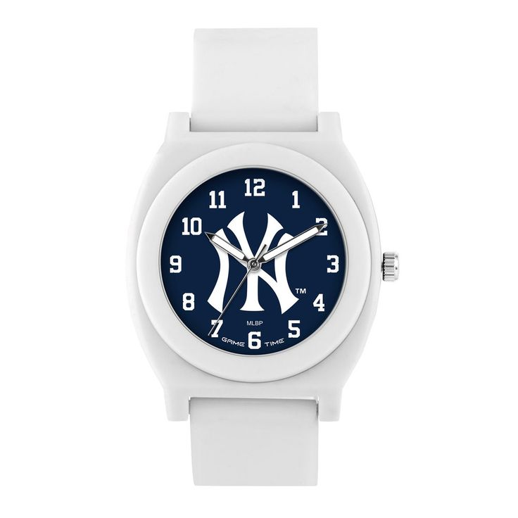 New York Yankees White Fan Watch