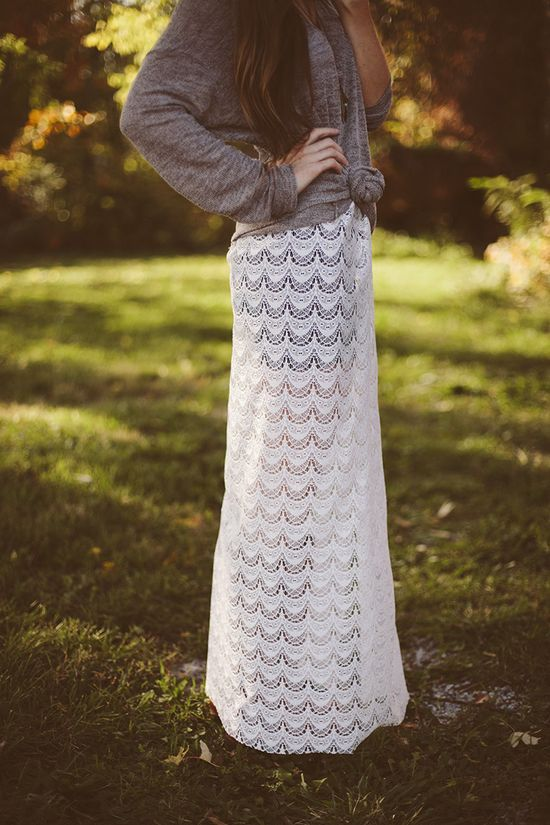 DIY mini to maxi #Beautiful Dress