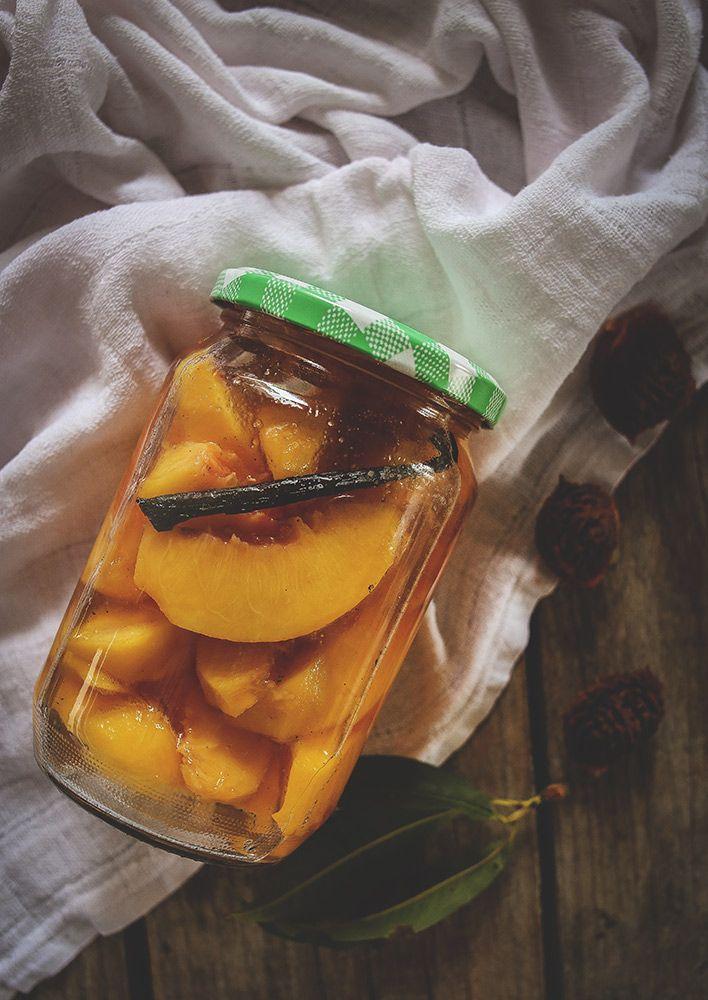 {Nedelja zimnice} Kompot od breskve sa vanilom – Milin Kuvar | Recepti