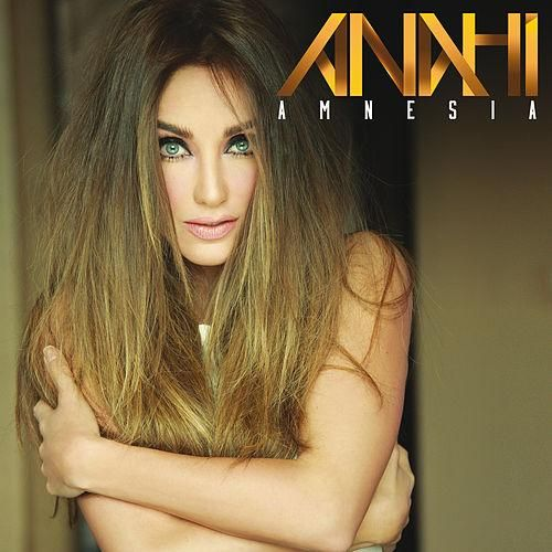 Anahi: Amnesia (CD Single) - 2016.
