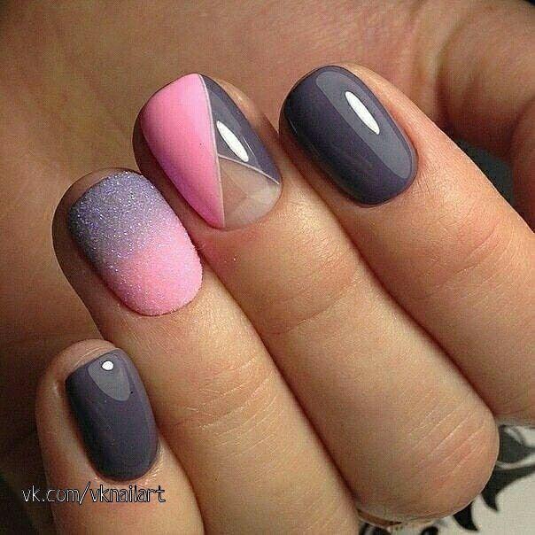 Nailart – 2018 Photo – Manicures – #Photo # Manicures #Nagel Design