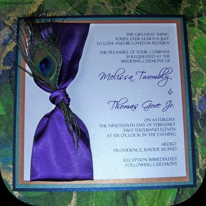 wedding invitations peacock theme%0A peacock wedding invitations amethys