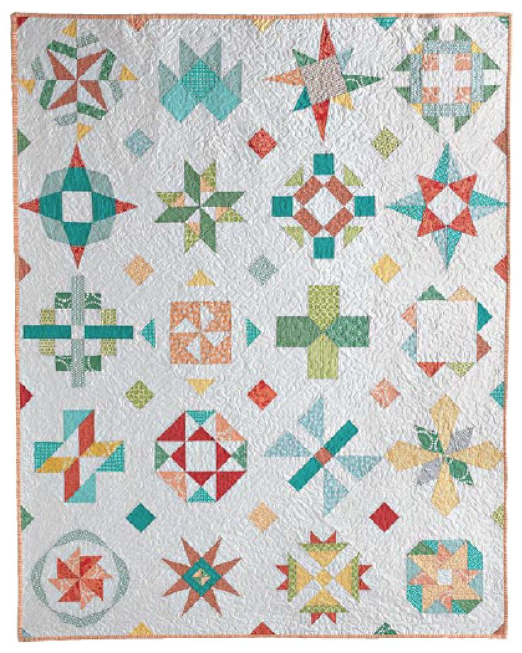 164 best QUILTS: Sampler Block Quilts, BOM, & Row by Row images on ... : the quilt sampler - Adamdwight.com