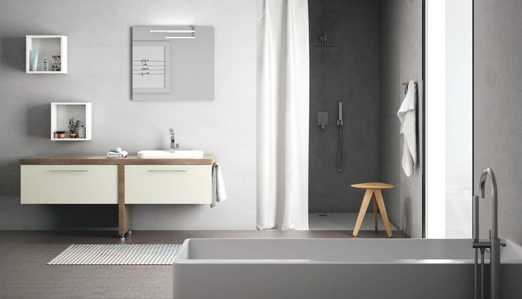 #arredobagno #bathroom #furniture #home #design