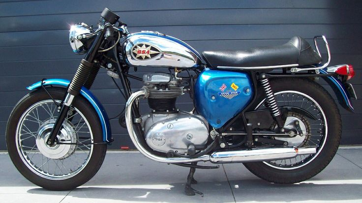 185 best bsa motorcycles images on pinterest motorcycles