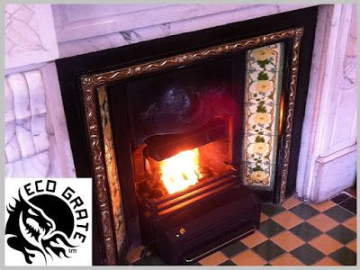 #EcoGrate is a newly invented stove by #CPDLtd #Ireland that convects and radiates heat efficiently which is 2-4 times more than the conventional #FireplaceAppliances.