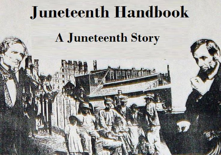Join the Juneteenth Handbook site in promoting and sharing information about the Juneteenth Day Celebration.