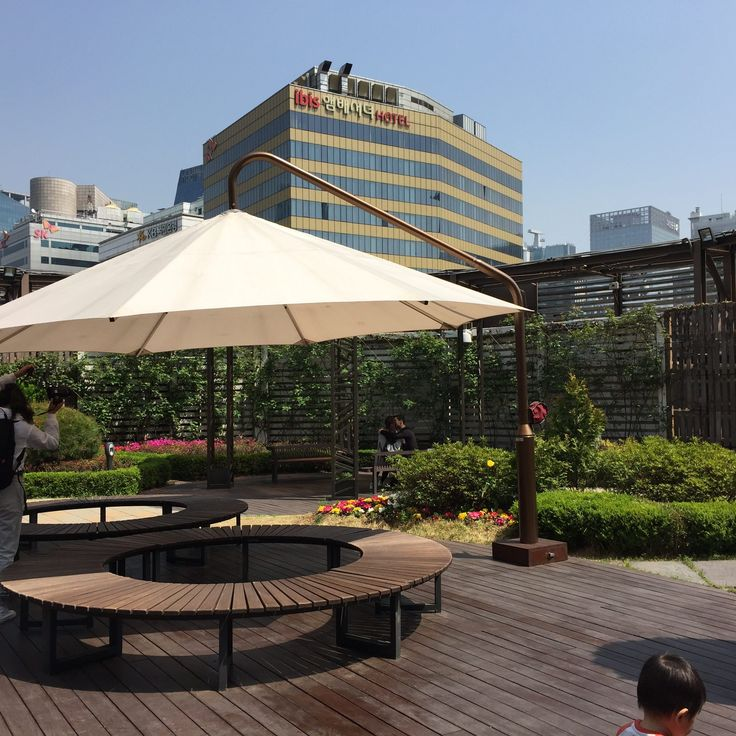 Sky Garden at Lotte, Myeong-dong