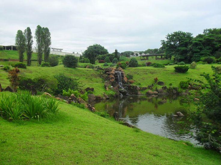 Parque do Japão. Maringá, Paraná.